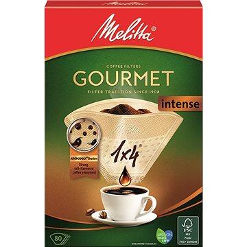 Melitta káva 1x4/80 Gourmet INTENSE (100870)