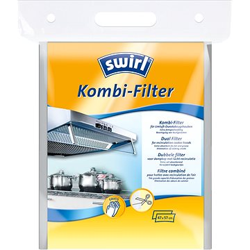 SWIRL Univerzální kombi filtr do digestoří (1600035)