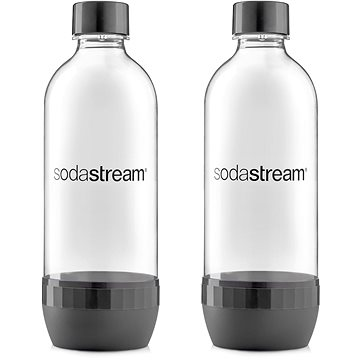 SodaStream GREY/Duo Pack 1L (40017358)