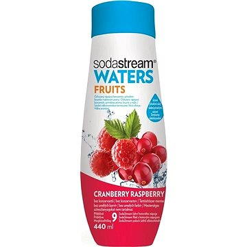 SodaStream FRUITS Brusinka-Malina 440 ml (42001497)