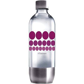 SodaStream Lahev 1l Purple Metal (40028168)