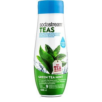 SodaStream Green Tea Mint 440ml (42002138)