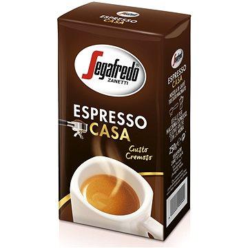 Segafredo Espresso Casa, 250g, mletá (8003410344117)