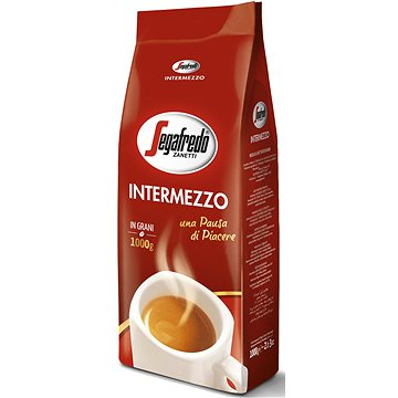 Segafredo Intermezzo, 1000g, zrnková (1171)
