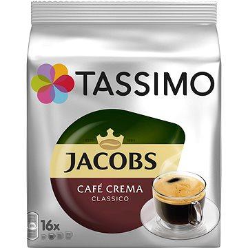 TASSIMO Jacobs Krönung Café Crema 112g (684724)