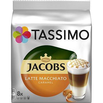 TASSIMO Jacobs Krönung Latte Macchiato Caramel 268g (344101)