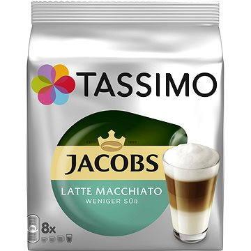 TASSIMO Jacobs Krönung Latte Macchiato Less Sweet 236g (344194)
