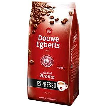 Douwe Egberts Grand Aroma Espresso, 500g, zrnková (4045907)