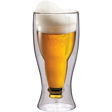 Maxxo Termo Sklenice na pivo Beer 1ks 350ml (8595235809570)