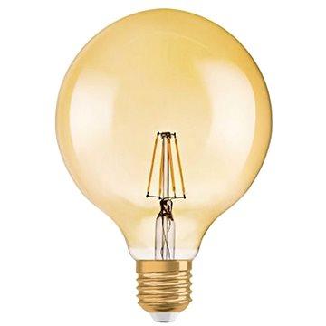 Osram 1906 Globe 54 7W LED E27 2400K GOLD (4052899972698)
