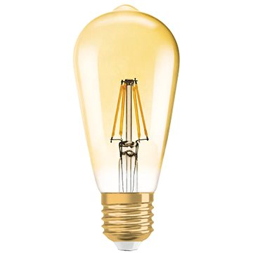 Osram 1906 Classic 34 4W LED E27 2400K GOLD (4052899962095)