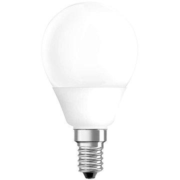 Osram Dulux Classic P 6W E27 (4008321666307) + ZDARMA LED žárovka Osram LED Value Classic 9W E27 stmívatelná