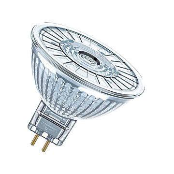 Osram Superstar MR16 35 5W LED GU5.3 2700K (4052899390072) + ZDARMA LED žárovka Osram LED Value Spot 5W GU5.3
