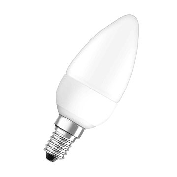 Osram STAR 4W LED E14 (4052899913622) + ZDARMA LED žárovka Osram LED Value Classic 5.5W E14