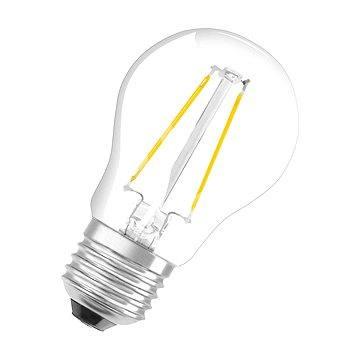 Osram Retrofit P 2W E27 (4052899941618) + ZDARMA LED žárovka Osram LED Value Classic 9W E27 stmívatelná