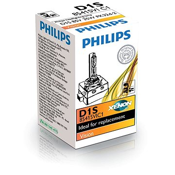 PHILIPS Xenon Vision D1S (85415VIC1)
