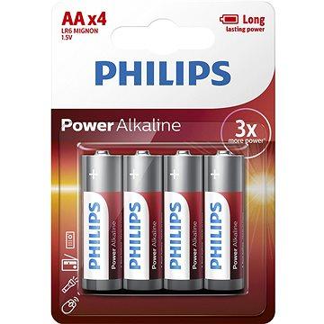 Philips LR6P4B 4 ks v balení (LR6P4B/10)