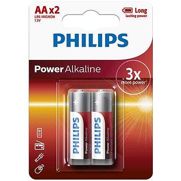 Philips LR6P2B 2 ks v balení (LR6P2B/10)
