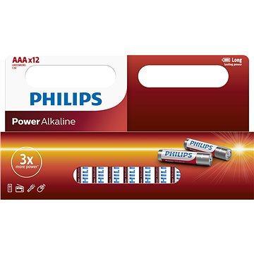 Philips LR03P12W 12ks v balení (LR03P12W/10)