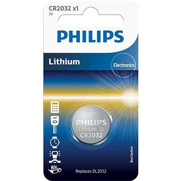 Philips CR2032 1 ks v balení (CR2032/01B)