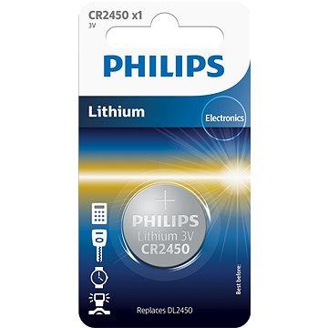 Philips CR2450 1 ks v balení (CR2450/10B)