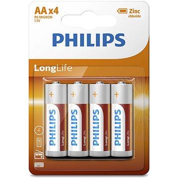 Philips R6L4B 4 ks v balení (R6L4B/10)