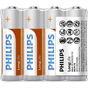 Philips R6L4F 4 ks v balení (R6L4F/10)