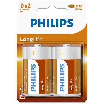 Philips R20L2B 2 ks v balení (R20L2B/10)