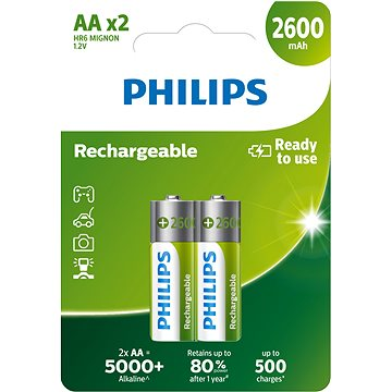 Philips R6B2A260 2 ks v balení (R6B2A260/10)