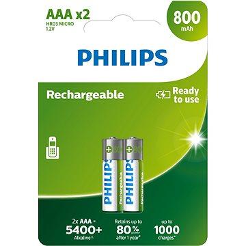 Philips R03B2A80 2 ks v balení (R03B2A80/10)