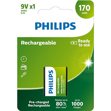 Philips 9VB1A17 1 ks v balení (9VB1A17/10)