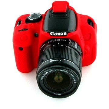 Easy Cover Reflex Silic pro Canon 650D/700D červené (ECC650DR)