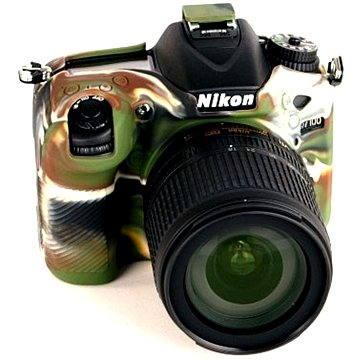 Easy Cover Reflex Silic pro Nikon D7100 maskované (ECND7100C)