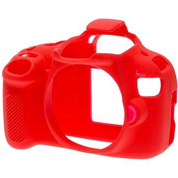 Easy Cover Reflex Silic pro Canon 1200D/T5 červené (ECC1200DR)