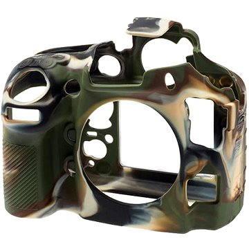 Easy Cover Reflex Silic pro Nikon D810 camouflage (ECND3100)