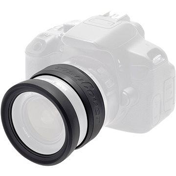 Easy Cover chránič pro objektivy 62 mm Lens Rim černé (8717729522400)