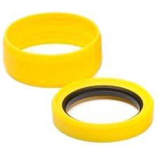 Easy Cover chránič pro objektivy 62 mm Lens Rim žluté (8717729522691)