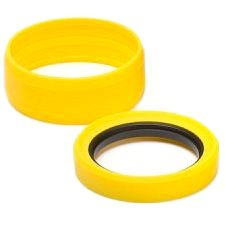 Easy Cover chránič pro objektivy 67 mm Lens Rim žluté (8717729522707)