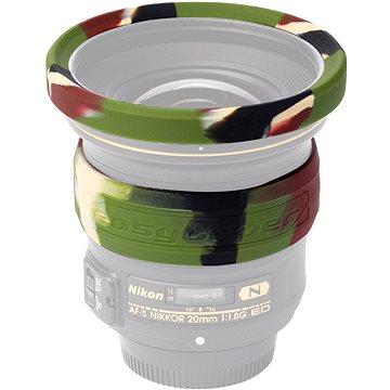 Easy Cover chránič pro objektivy 77 mm Lens Rim kamuflážní (8717729522936)