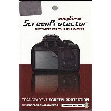 Easy Cover Screen Protector pro Nikon D600 (SPND600)