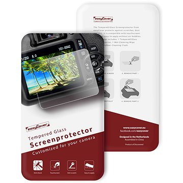 Easy Cover ochranné sklo na displej Nikon D4/D4S/D5 (8717729523445)