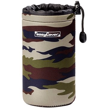 Easy Cover neoprénové pouzdro na objektiv L - kamuflážní (8717729522998)