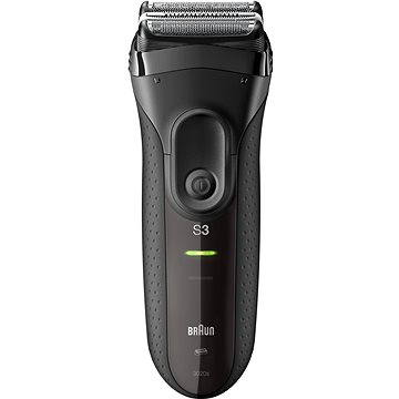 BRAUN Series 3 3020s Black (4210201112358)