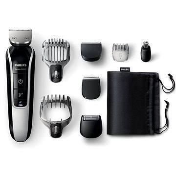 Philips Series 5000 Víceúčelový zastřihovač vousů a vlasů Pro 8v1 QG3371/16