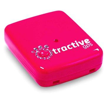 Tractive GPS - speciální edice s krystaly Swarovski® (TRAPI1)