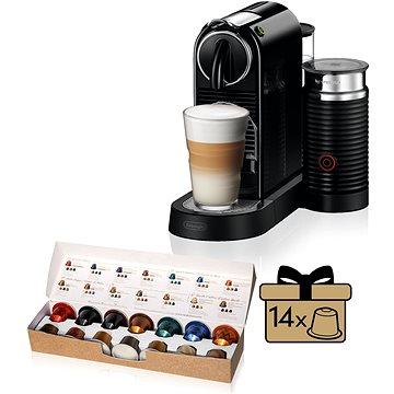 NESPRESSO DéLonghi Citiz EN267.BAE (EN 267 BAE) + ZDARMA Promo NESPRESSO Voucher na nákup kávy v hodnotě 1200Kč