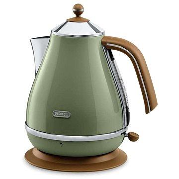 DeLonghi Icona Vintage KBOV 2001.GR olivově zelená (8004399771987)