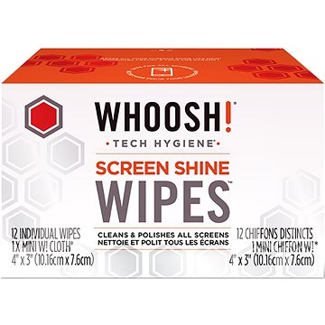 WHOOSH! Screen Shine ubrousky - 12 ks (WH-1FGWP12CT)