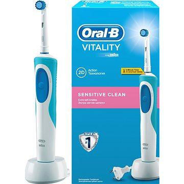 Elektrický zubní kartáček Oral B Vitality Sensitive (4210201033783)