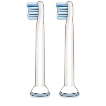 Philips Sonicare HX6082/07 ProResult Sensitive kompaktní hlavice pro citlivé zuby a dásně, 2 ks v b